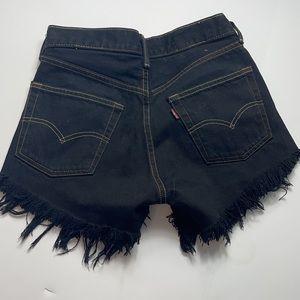 Vintage Levi's black